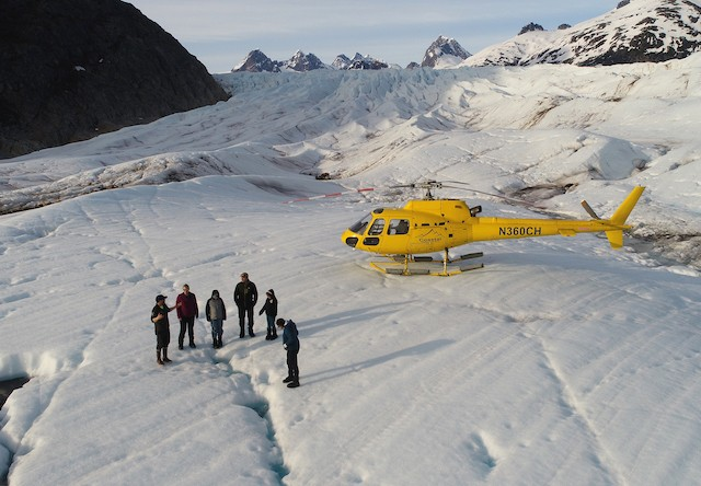 juneau herbert glacier