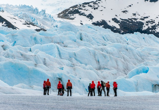 glacier walkabout in juneau