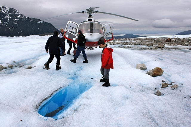 Helicopter Glacier Tour