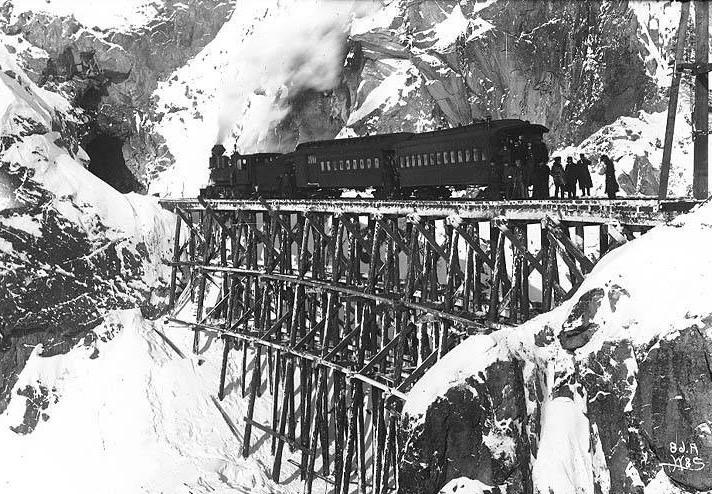 Historical White Pass