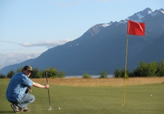 Photo of Skagway Valley of the Eagles Golf Adventure