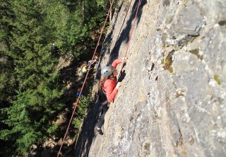 Photo of Skagway Rock Climbing, Rappelling and Ziplining Adventure