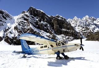 Photo of Denali Glacier Landing and Air Tour
