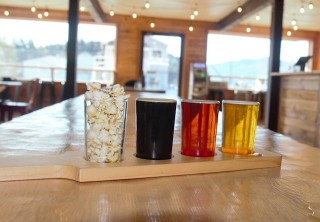 Photo of HTA Taste of Hoonah Flight of 3 beers