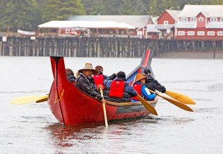 Photo of Icy Strait Tlingit Canoe and Culture Tour