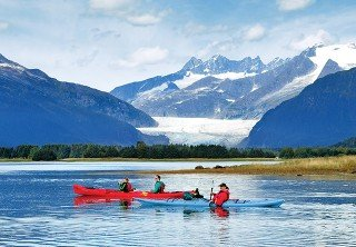 Photo of Mendenhall Glacier View Kayaking Group