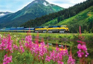 Photo of Anchorage 9-Night Glaciers, Rails, and Trails Tour Package