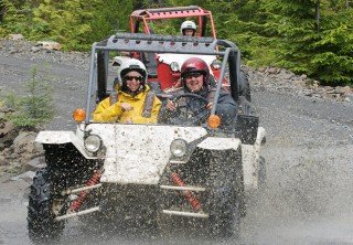 Photo of adventure kart expedition tour