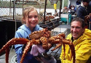 Photo of bering sea crab fishermens tour