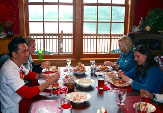 Ketchikan Exclusive Flightseeing and Crab Feast