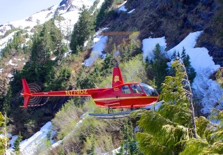 Photo of ketchikan helicopter