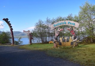 Photo of ketchikan potlatch park city and wildlife private tour park