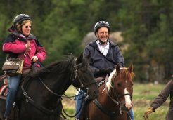 Photo of skagway chilkoot horseback adventures