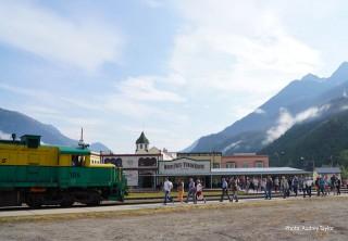 Skagway White Pass Railroad Summit Excursion & Train Tour | Alaska