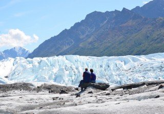 Photo of taking in the matanuska scenery