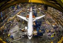 Photo of Boeing Assembly Plant 787 Line