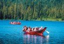 Photo of Canoes on Lake