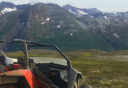 Photo of Haines Alpine ATV Full Day Adventure View from the Top of the Alpine Ridge