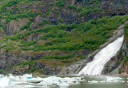 Photo of Juneau Highlights and Mendenhall Glacier Nugget Falls