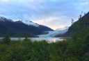 Photo of Juneau Highlights and Mendenhall Glacier view