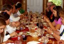 Photo of Ketchikan World Famous George Inlet Lodge Crab Feast Enjoying the Feast