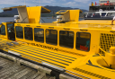 Photo of Ketchikan hovercraft close view