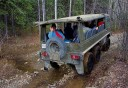 Photo of Off Road Vehicle Side View with Guests