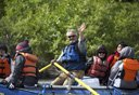 Photo of Rafting guide in skagway