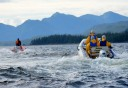 Photo of Riding on ketchikan waters