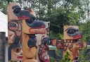 Photo of Totem Poles