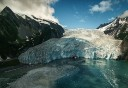 Photo of aialik glacier seward alaska