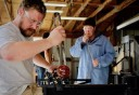 Photo of amazing glassblowing demonstration in skagway