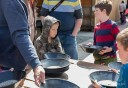 Photo of children gold panning