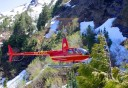 Photo of ketchikan helicopter in the air