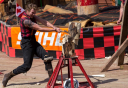 Photo of lumberjack show in ketchikan