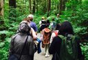 Photo of rainforest wildlife center and eagle sanctuary tour