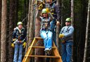 Photo of skagway grizzly falls ziplining adventure