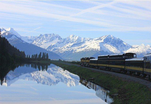 Transfer Anchorage To Denali National Park Via Denali Star