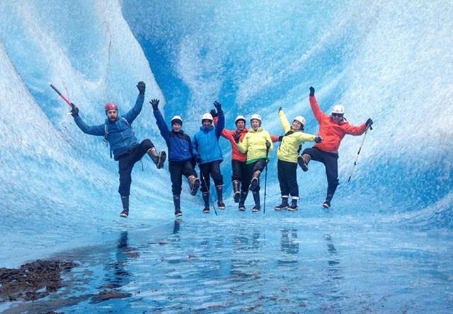 medenhall glacier ice adventure