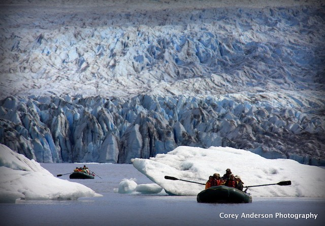 Photo of Chugach_float_with_scenery