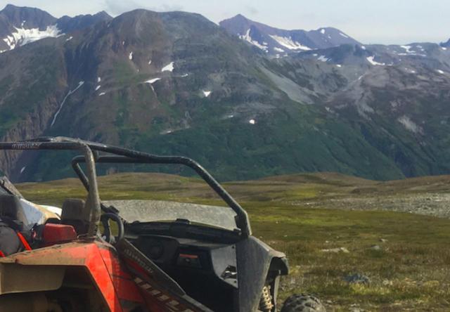 Haines Alpine ATV Full Day Adventure