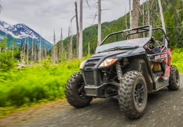 Photo of Haines Alpine ATV Full Day Adventure