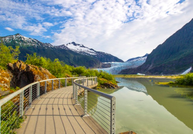 Photo of Juneau Highlights and Mendenhall Glacier Walkway