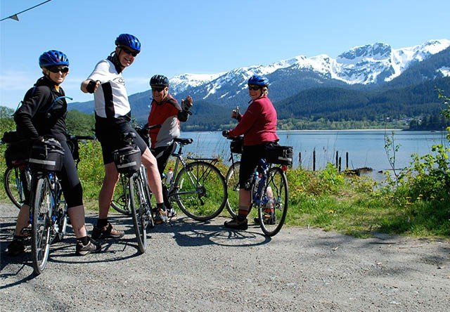 Photo of Scenic Bike Ride in Haines