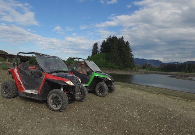 Photo of arctic cat photo stop
