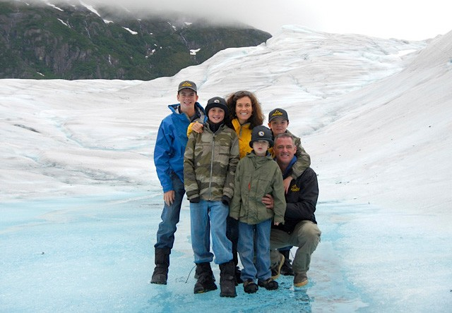 Juneau Icefield Helicopter Tour Alaska Shore Excursions