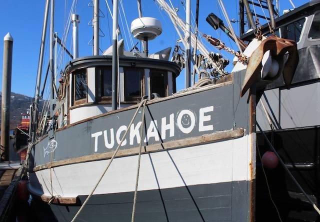 Photo of ketchikan boat
