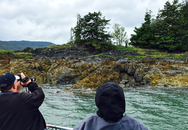 Ketchikan Lighthouse, Totems & Eagles Excursion