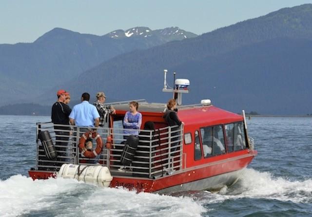 southeast alaska whale watching